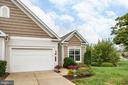 Concrete driveway & nearby extra parking spaces! - 238 LONG POINT DR, FREDERICKSBURG