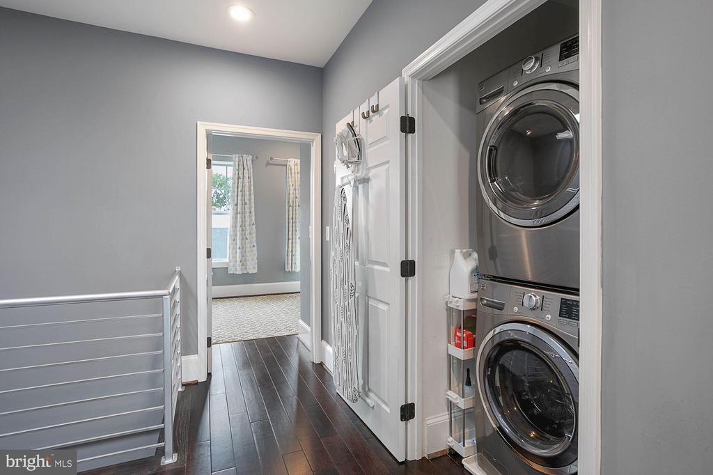 New Washer/Dryer - 1609 LEVIS ST NE, WASHINGTON