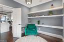 Office or Bedroom - 1609 LEVIS ST NE, WASHINGTON