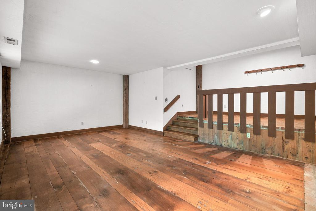 Lower Level Rec Room - 7335 DANCE HALL RD, FREDERICK