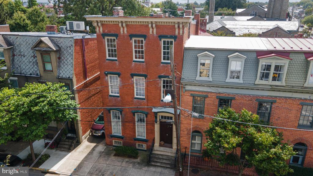 ELEVATED VIEW - 130 W THIRD ST, FREDERICK