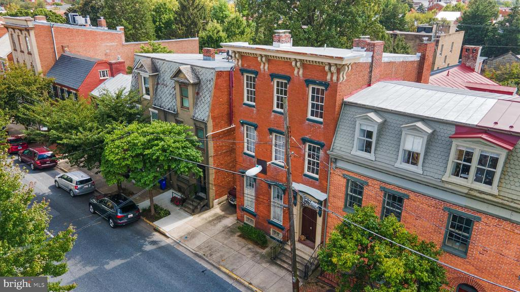 SUBJECT PROPERTY - 130 W THIRD ST, FREDERICK