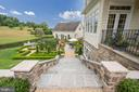 Cascading Stair to Lower Patio - 7549 FINGERBOARD RD, FREDERICK