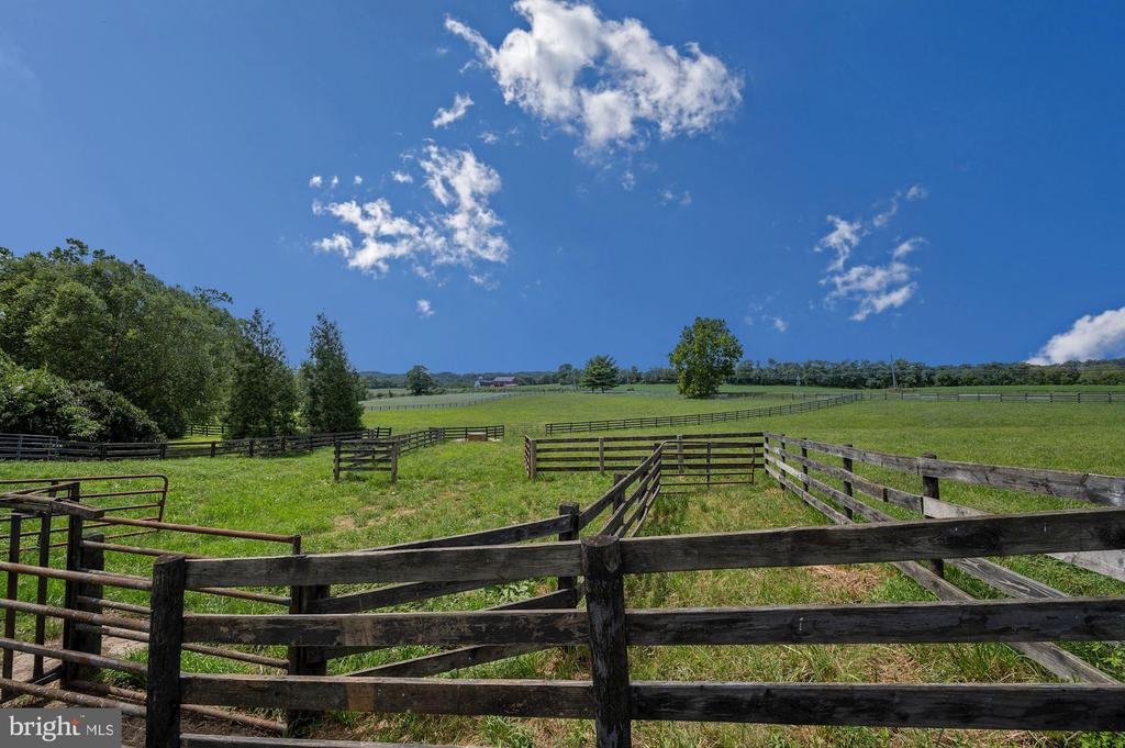Three Board Fenced Pastures - 7549 FINGERBOARD RD, FREDERICK