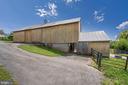 Barn for Horses or Cattle - 7549 FINGERBOARD RD, FREDERICK