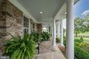 Extended Front Porch - 7549 FINGERBOARD RD, FREDERICK