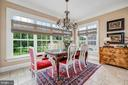 Breakfast Room & Garden Views - 7549 FINGERBOARD RD, FREDERICK