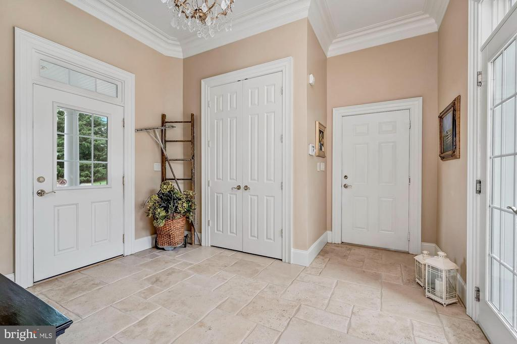 Secondary Entry, Closet & Garage Entry - 7549 FINGERBOARD RD, FREDERICK