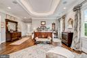 Tray Ceiling & Cove Lighting - 7549 FINGERBOARD RD, FREDERICK
