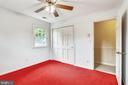 Bedroom 2 - 16509 MAGNOLIA CT, SILVER SPRING
