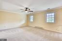 Living room - 16509 MAGNOLIA CT, SILVER SPRING