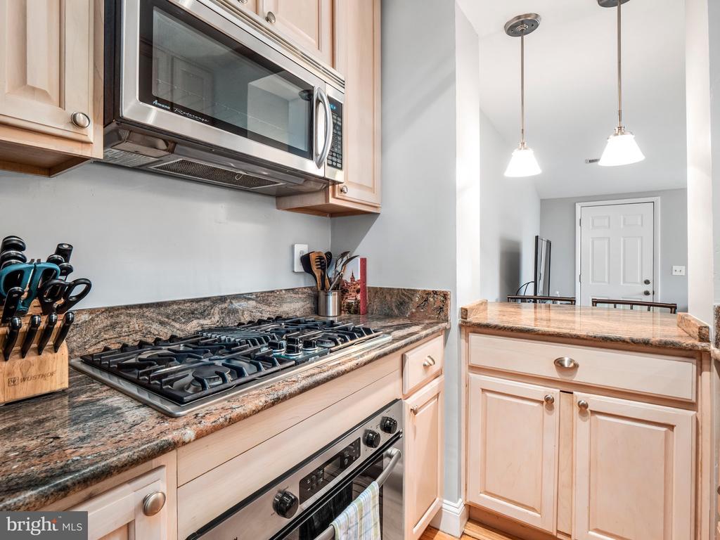 Kitchen - 713 N OAKLAND ST, ARLINGTON