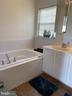 Master bath - 3045 PONY RIDGE TURN, DUMFRIES