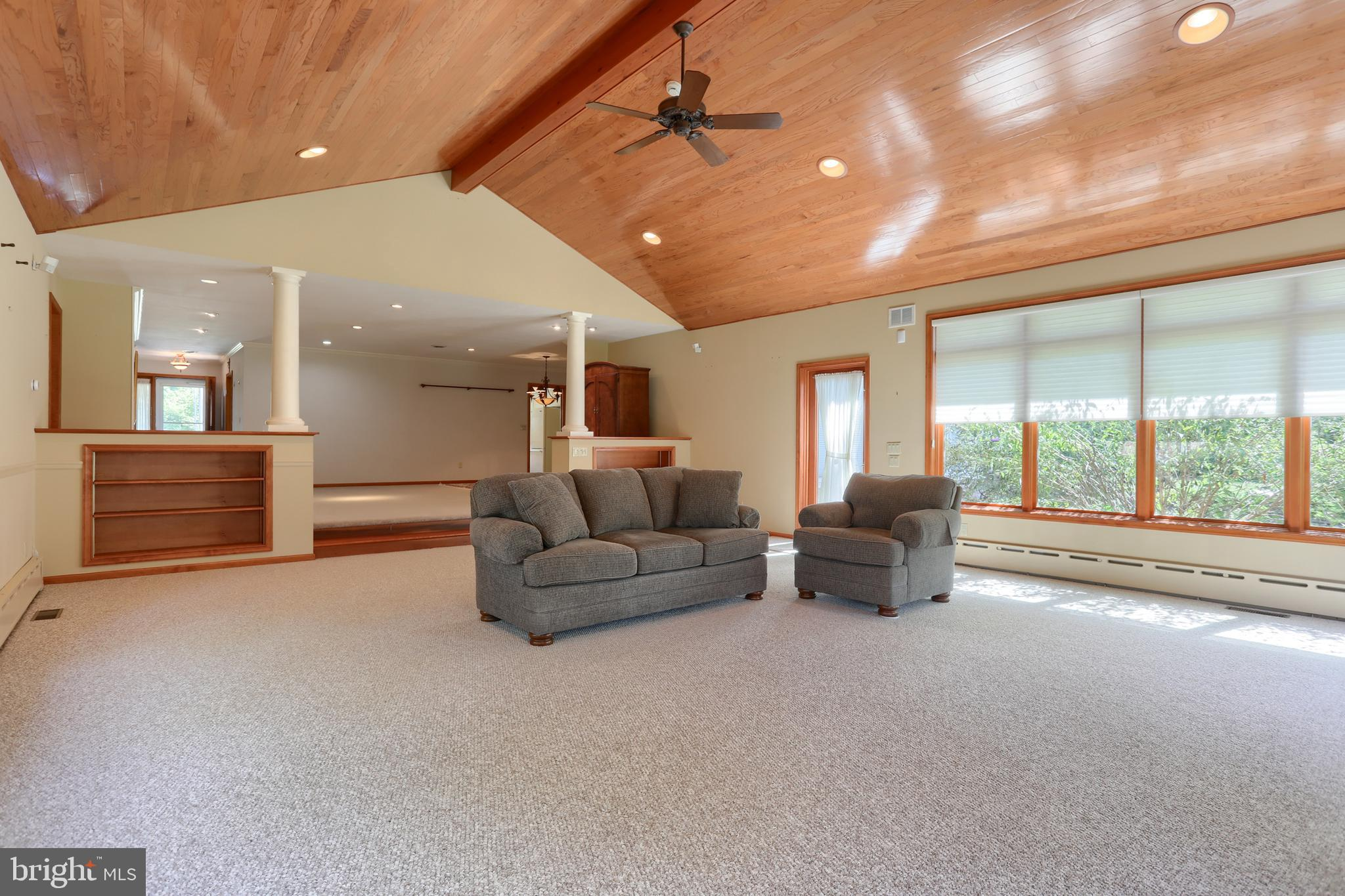 Spacious great room!
