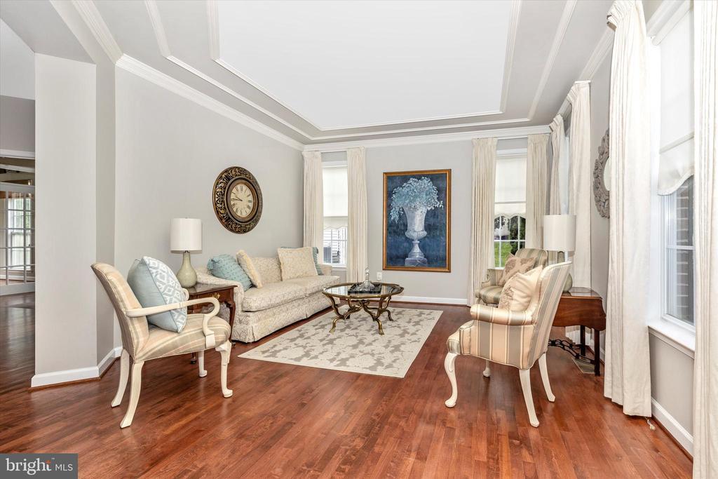 Living room - 9803 PEBBLE BEACH CT, IJAMSVILLE