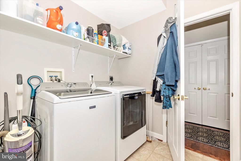 Laundry room - 9803 PEBBLE BEACH CT, IJAMSVILLE