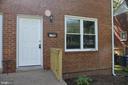 DOOR - 6990 FAIRFAX DR, ARLINGTON