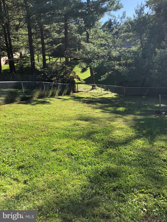 Great back yard - 4 DONALDS LN, MOUNT AIRY