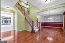 Oak Stairs - 104 SHERIDAN WAY SW, LEESBURG