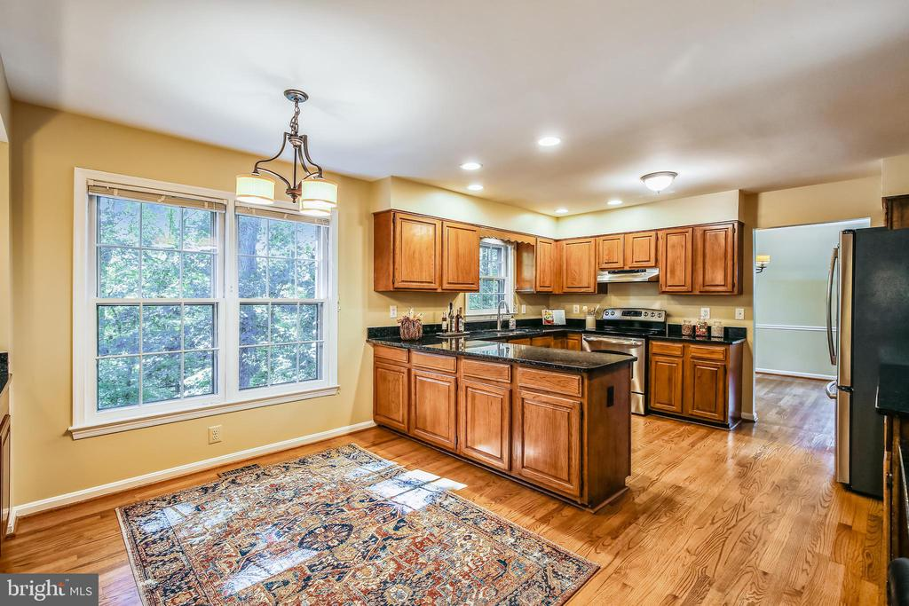 Large eat in area - 11955 GREY SQUIRREL LN, RESTON