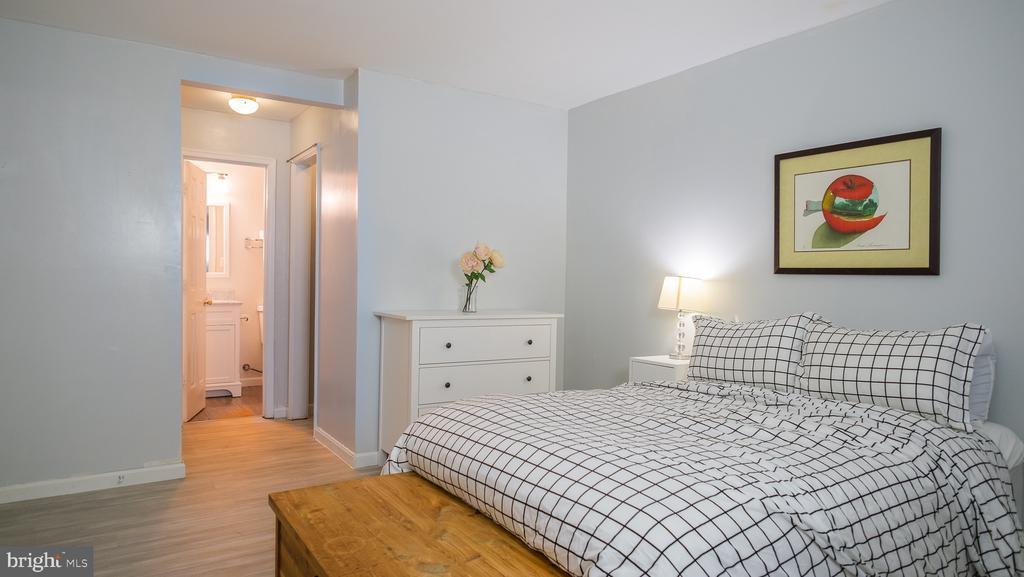Bedroom-1 - 11713-D KARBON HILL CT #707A, RESTON