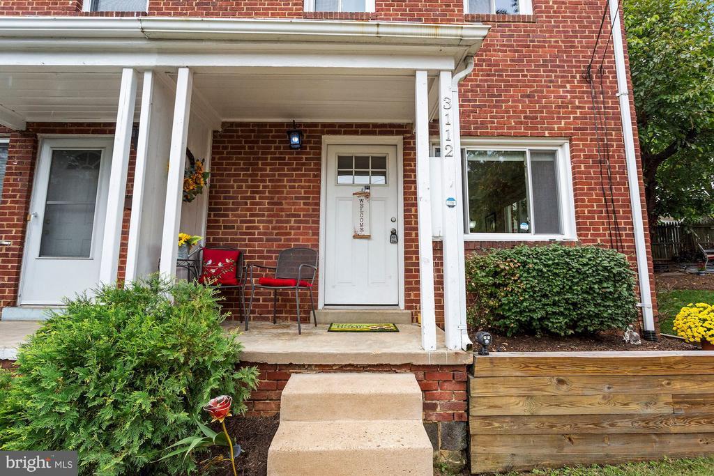 Front of home - 3112 S FOX ST, ARLINGTON