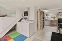Washer/Dryer in Basement - 3112 S FOX ST, ARLINGTON