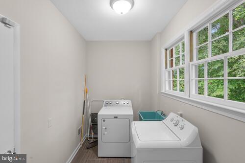 1st Floor Laundry - 6317 LENOX RD, BETHESDA