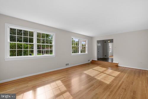 Sunken Living Room - 6317 LENOX RD, BETHESDA