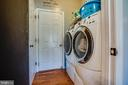 Laundry Main Level - 8 REMINGTON CT, STAFFORD