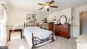 Soooo much space in the primary bedroom - 9835 PLAZA VIEW WAY, FREDERICKSBURG
