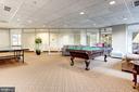 Game room/library - 1276 N WAYNE ST #608, ARLINGTON