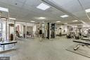 State of the art gym - 1276 N WAYNE ST #608, ARLINGTON