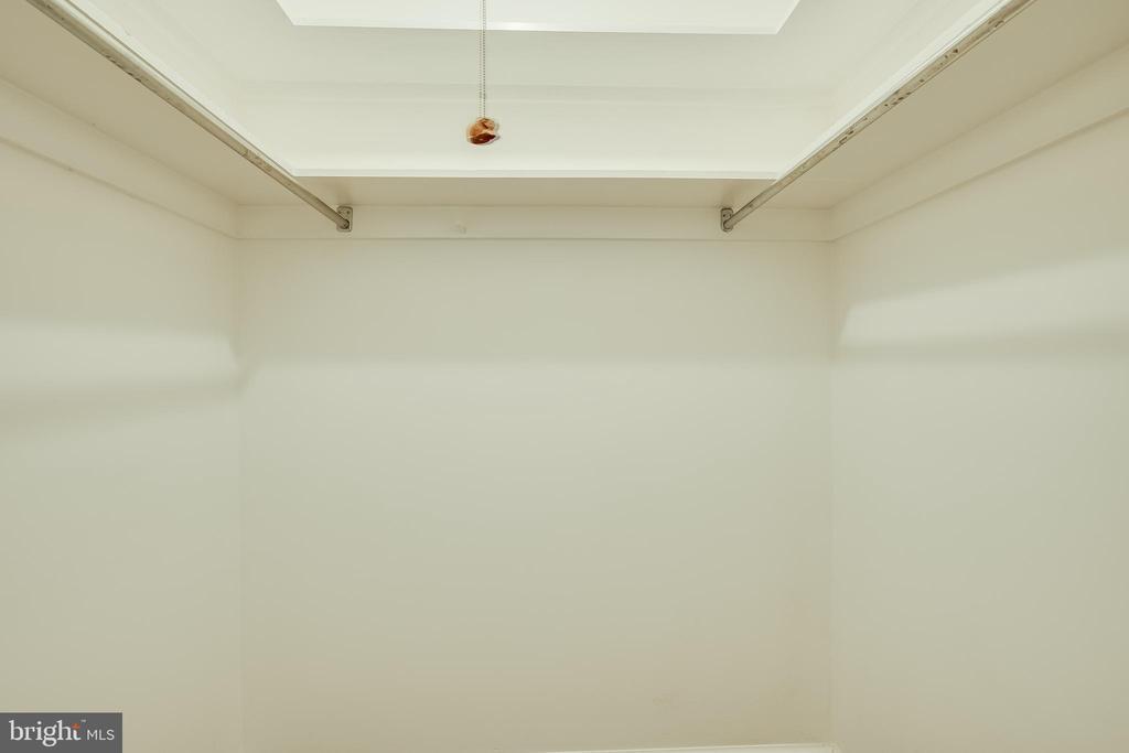 Walk in Closets - 13127 COLTON LN, GAITHERSBURG