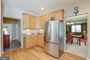 Kitchen - 3647 SECRET GROVE CT, DUMFRIES