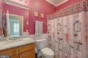 Secondary Bathroom - 3647 SECRET GROVE CT, DUMFRIES