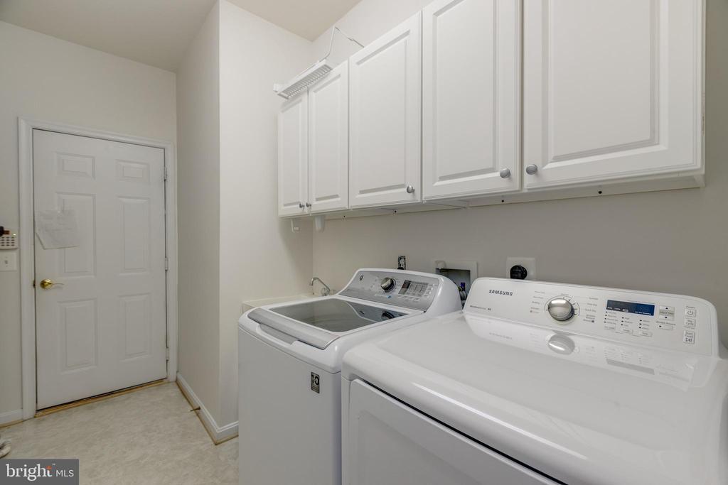 Laundry Room - 3647 SECRET GROVE CT, DUMFRIES