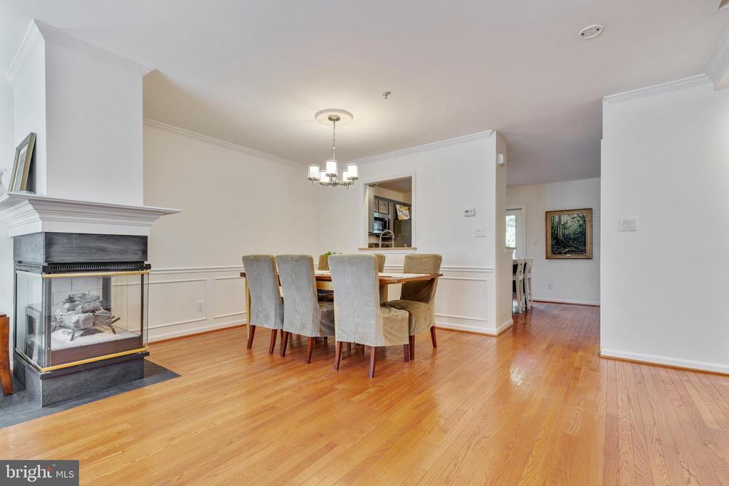 Dining Room - 717 KENT OAKS WAY, GAITHERSBURG