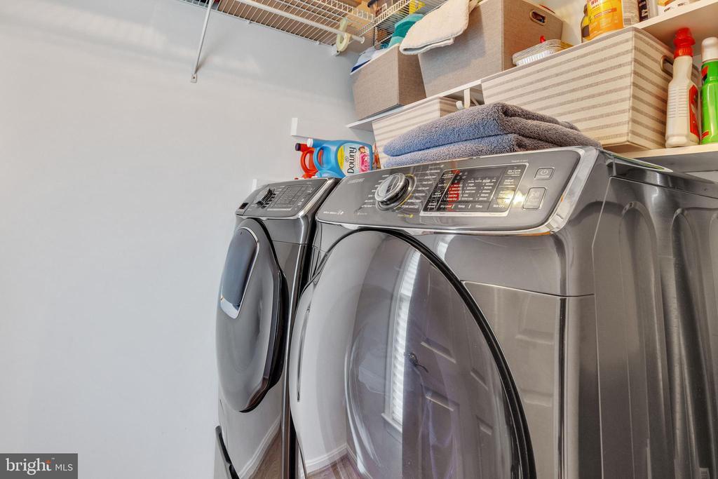 Laundry room main level - 717 KENT OAKS WAY, GAITHERSBURG