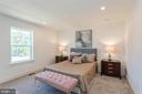 Primary bedroom with water view - 1634 SANDPIPER BAY LOOP, DUMFRIES
