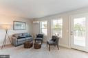 Loft with storage space and powder room - 1638 SANDPIPER BAY LOOP, DUMFRIES