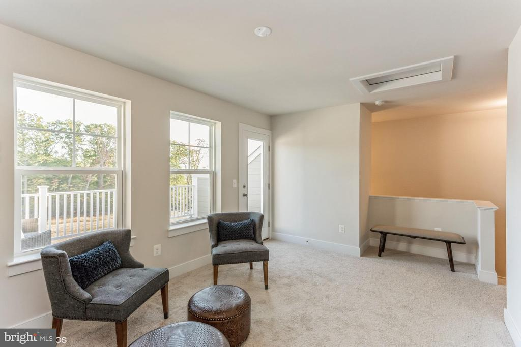 Private loft space with adjoining terrace - 1638 SANDPIPER BAY LOOP, DUMFRIES