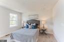 Primary bedroom with water view - 1638 SANDPIPER BAY LOOP, DUMFRIES