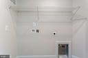 Large walk in closet - 1638 SANDPIPER BAY LOOP, DUMFRIES