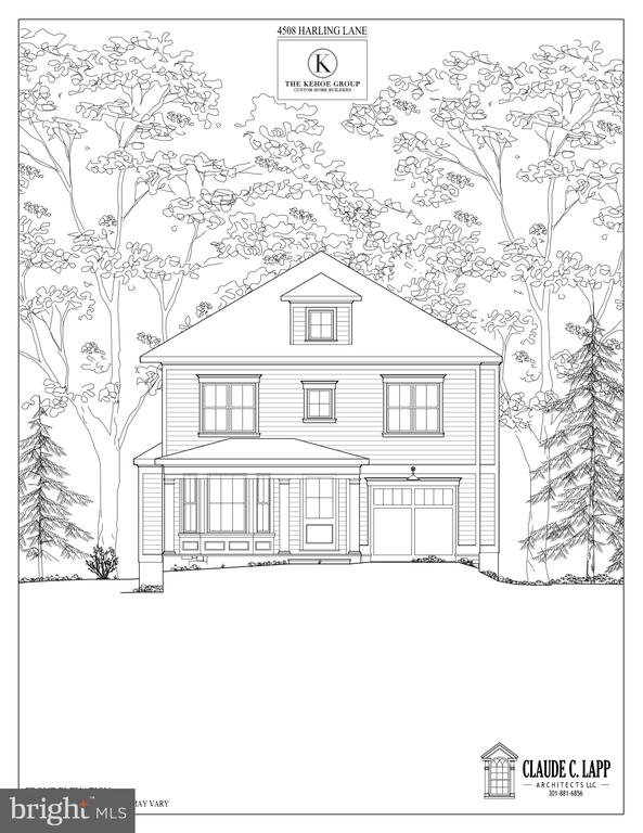 Custom new home by acclaimed local builder Kevin Kehoe of The Kehoe Group in the heart of downtown Bethesda. Great floor plan walking distance to everything. Plenty of time for buyer to customize. Contact builder for more info! Builder reserves right to change plans without notice. DAYS ON MARKET REFLECT TIME OF CONSTRUCTION.
