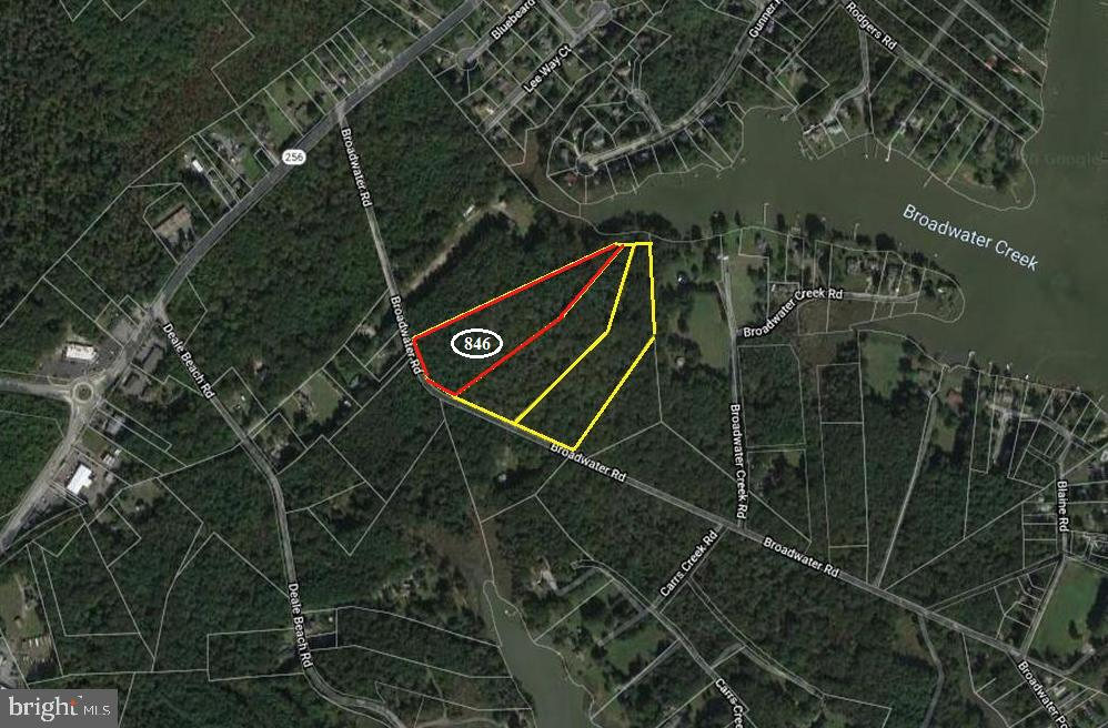 846 BROADWATER ROAD, CHURCHTON, MD 20733