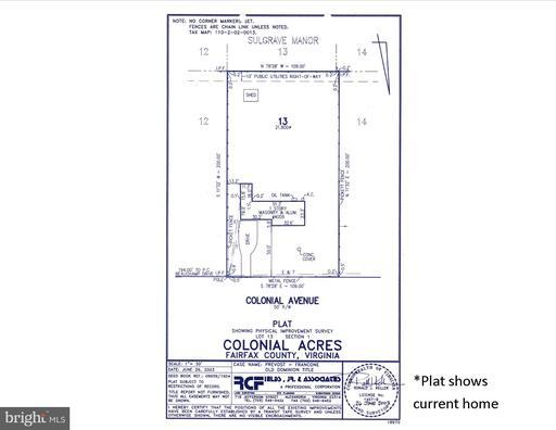 4009 Colonial Ave Alexandria VA 22309