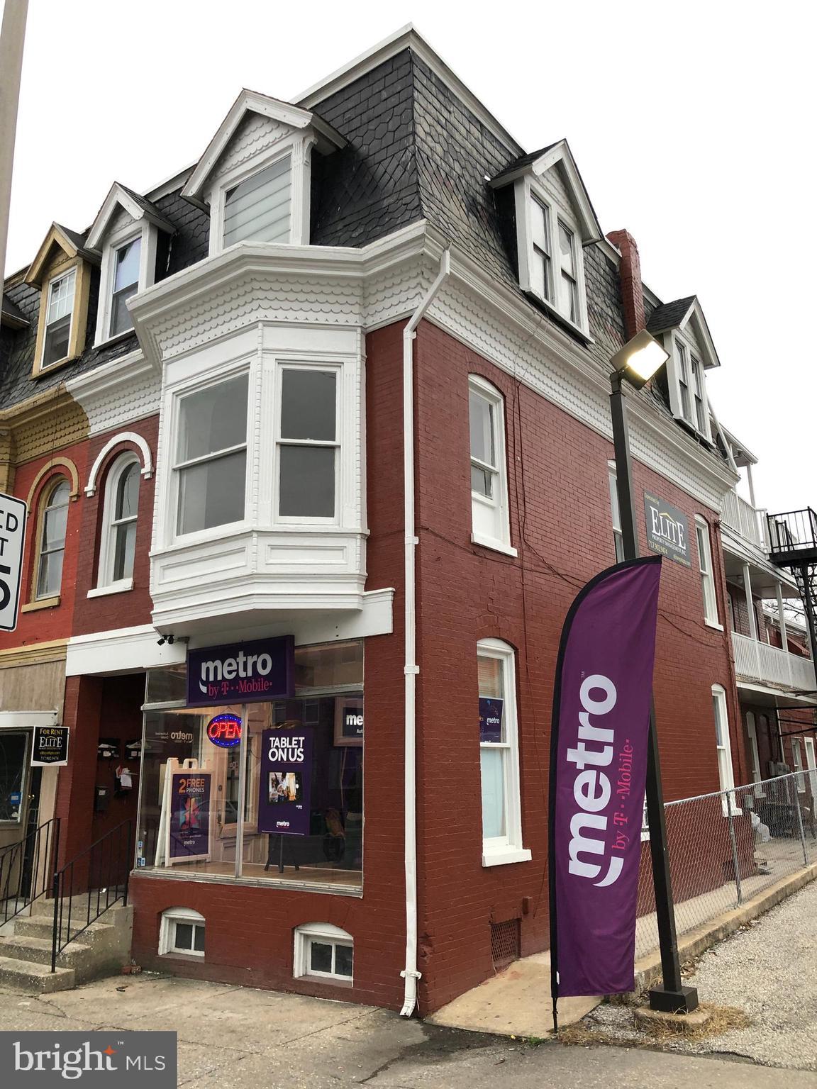 588 W Market Street, York, PA 17401