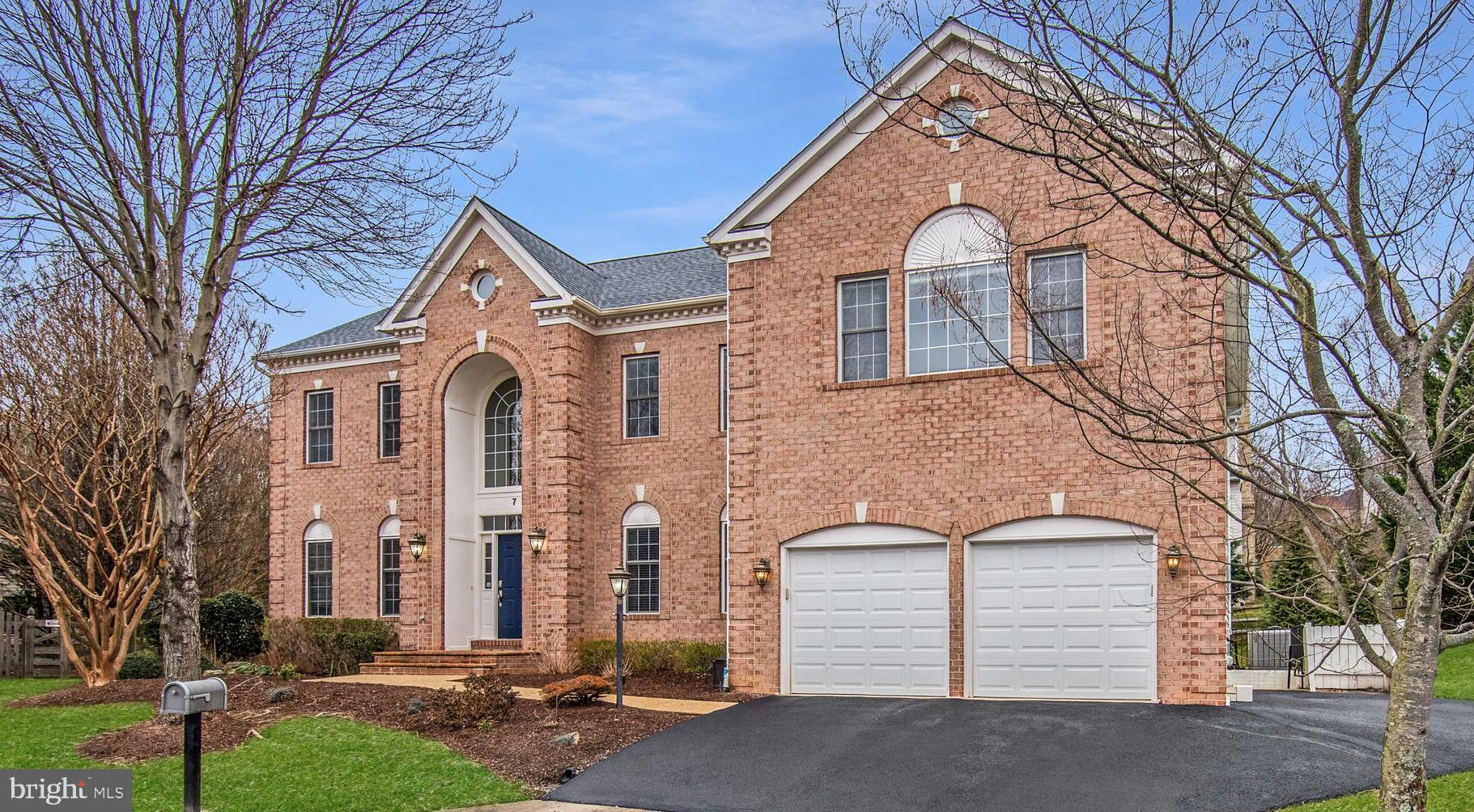 7 WILLOW TREE COURT, ROCKVILLE, MD 20850