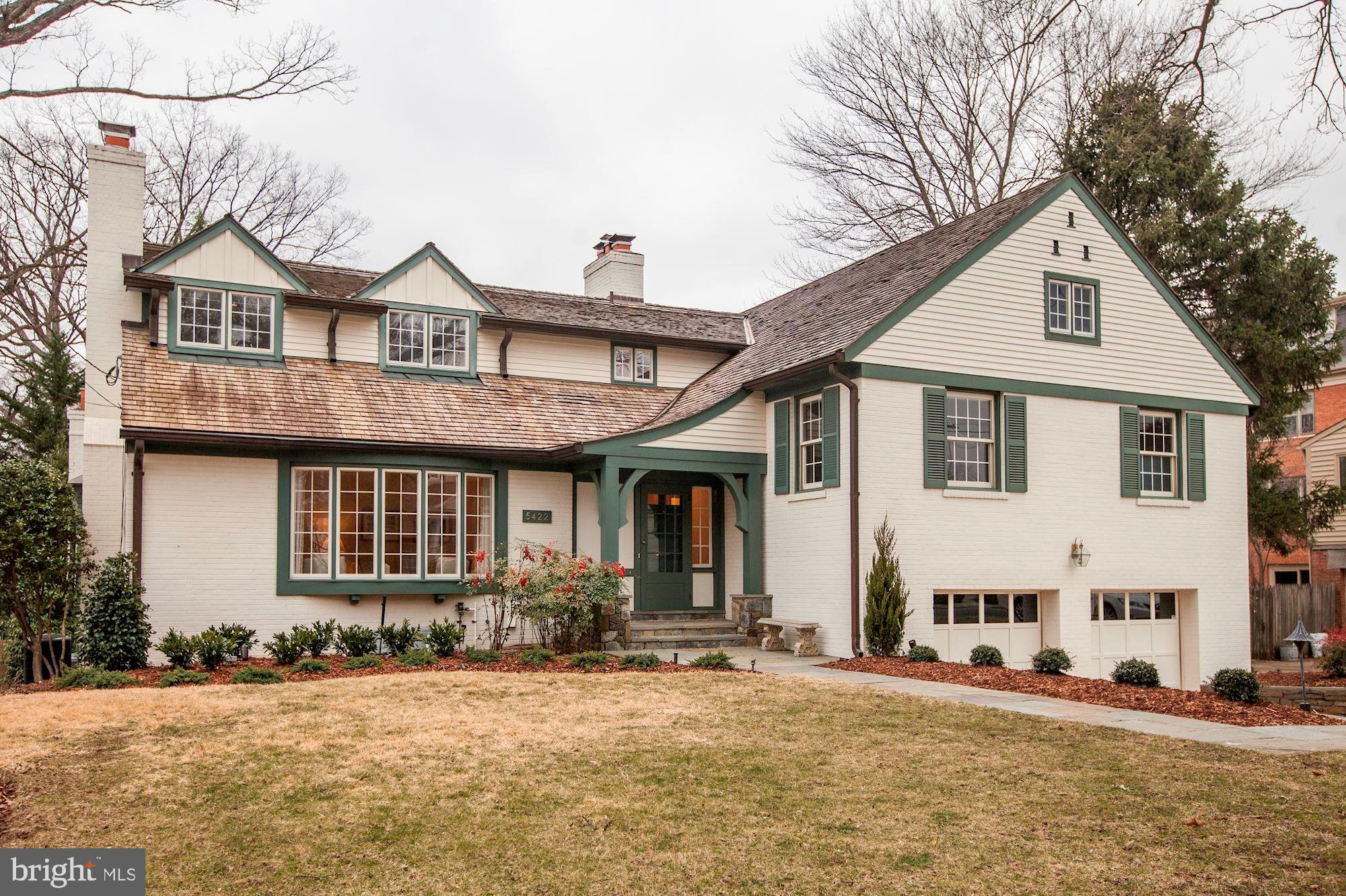 5422 ALBIA ROAD, BETHESDA, MD 20816